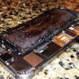 iPhone、バッテリー交換中に発火!!絶対にやってはいけない2つの事